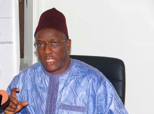 Cheikh Oumar Hann, maire de Ndioum