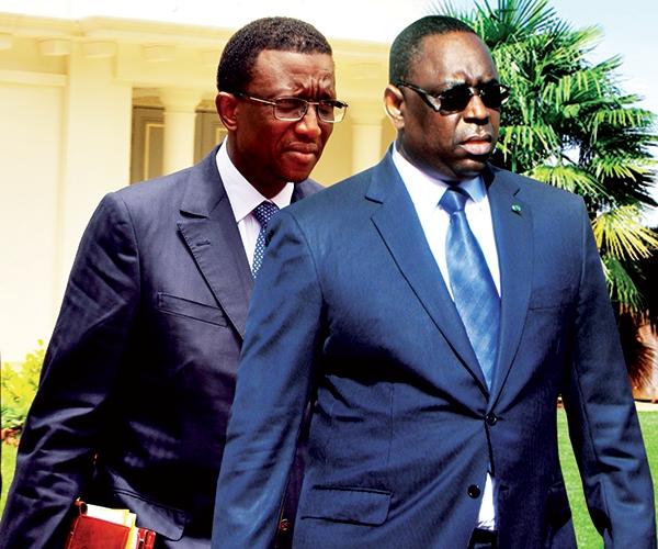 Macky et Amadou Ba