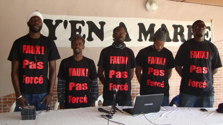 Y EN A MARRE - La Vie Senegalaise