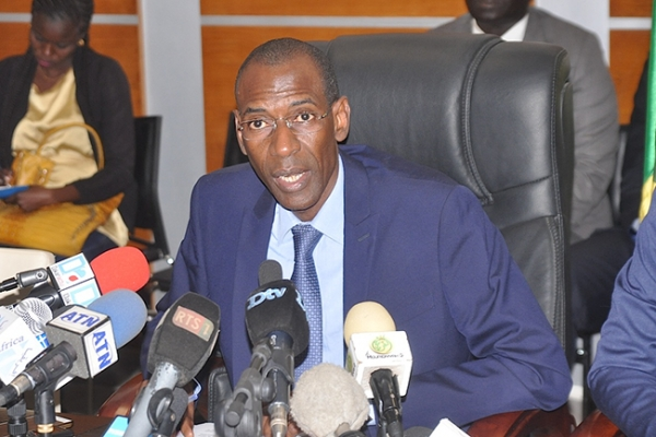 Abdoulaye Daouda DIALLO