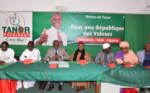 Bureau Politique PS