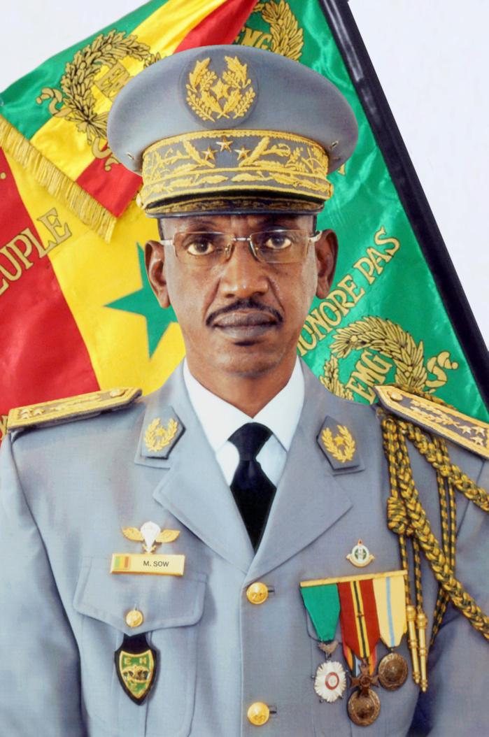 CEMGA Mamadou Sow