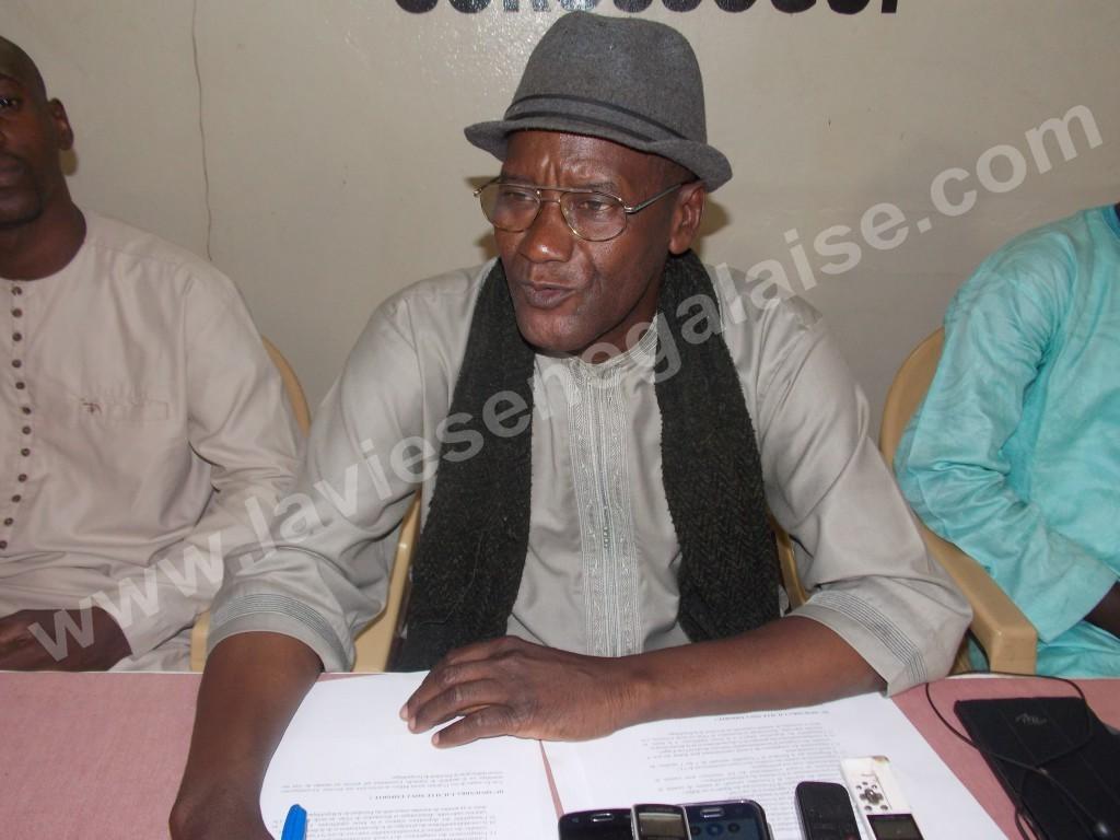 Inspecteur Alassane Mbengue (1)