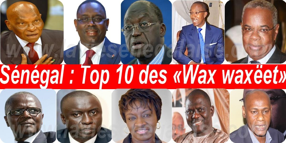 Top 10 des Wax Waxett