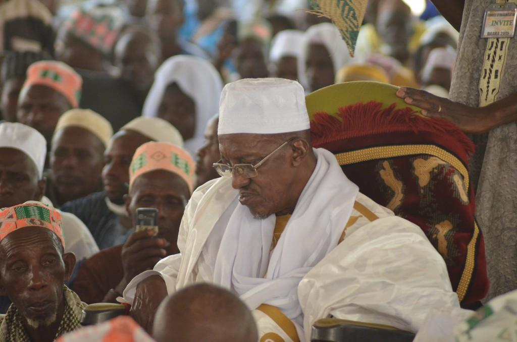 Ahmed Khalifa Niass demande à Macky Sall de reconnaître Thierno Amadou Tidiane Ba comme Khalife général des Tidianes