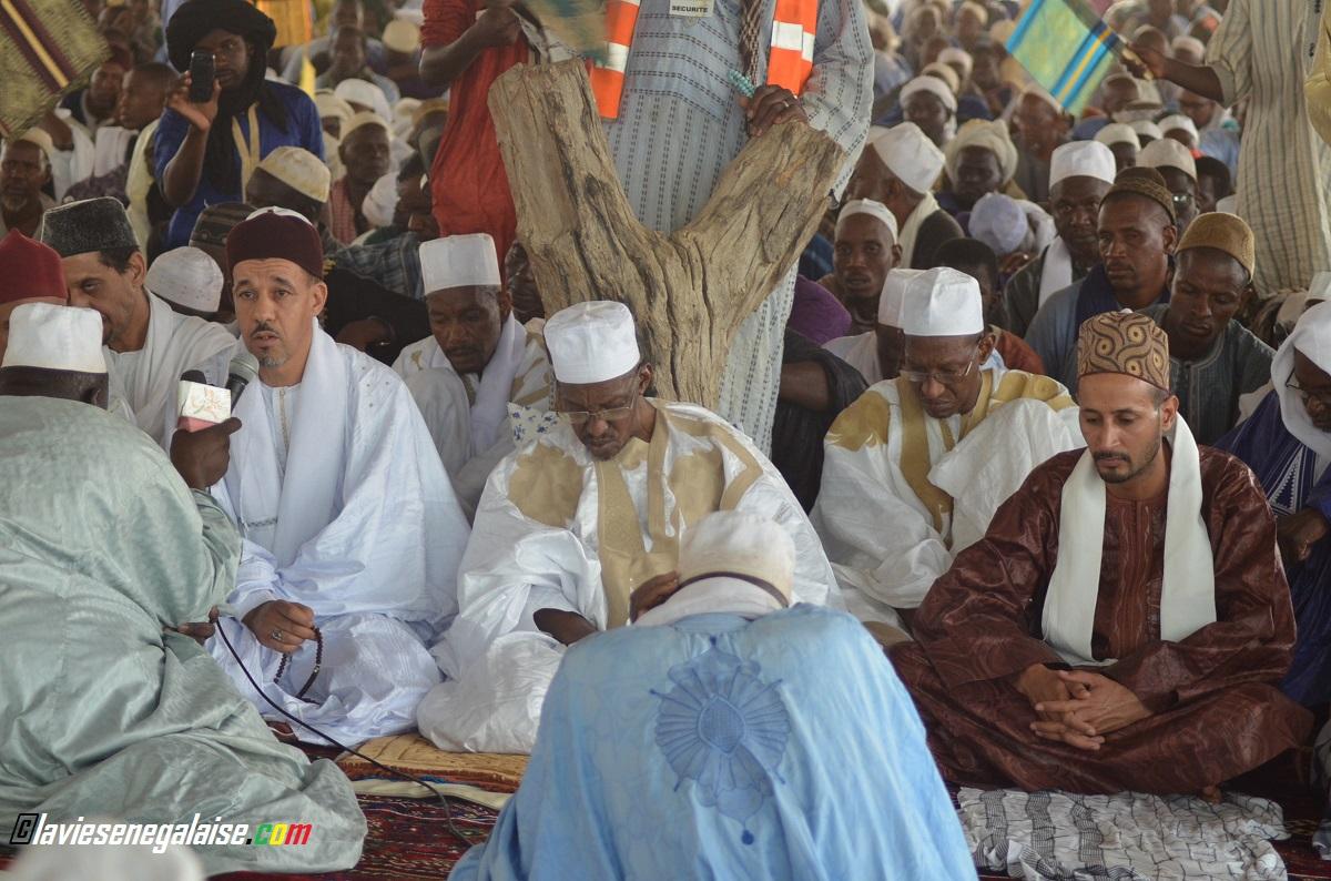 Thierno Amadou Tidiane Ba, Médina Gounass