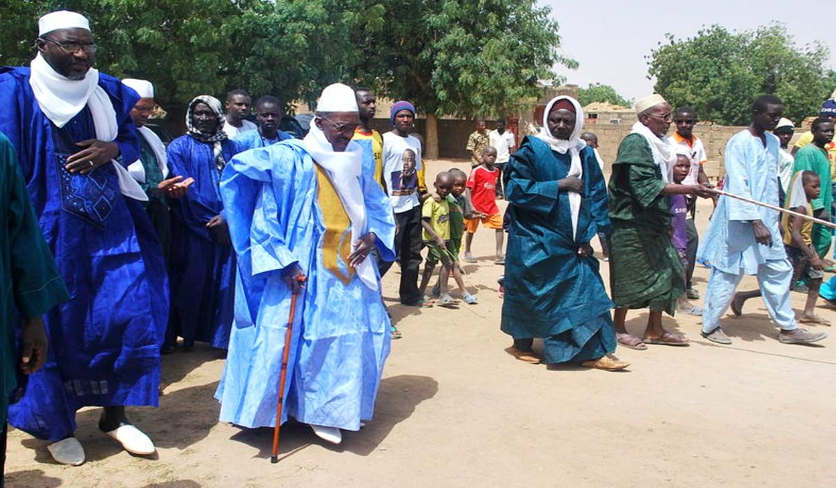 Daaka Madina Gounass, Thierno Amadou Tidiane BA