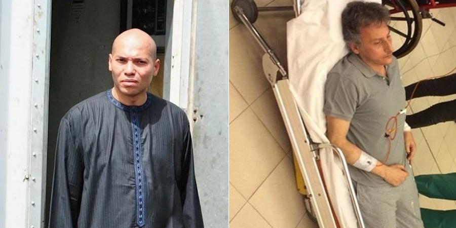 Karim Wade et Bibo Bourgi-confiscation des biens