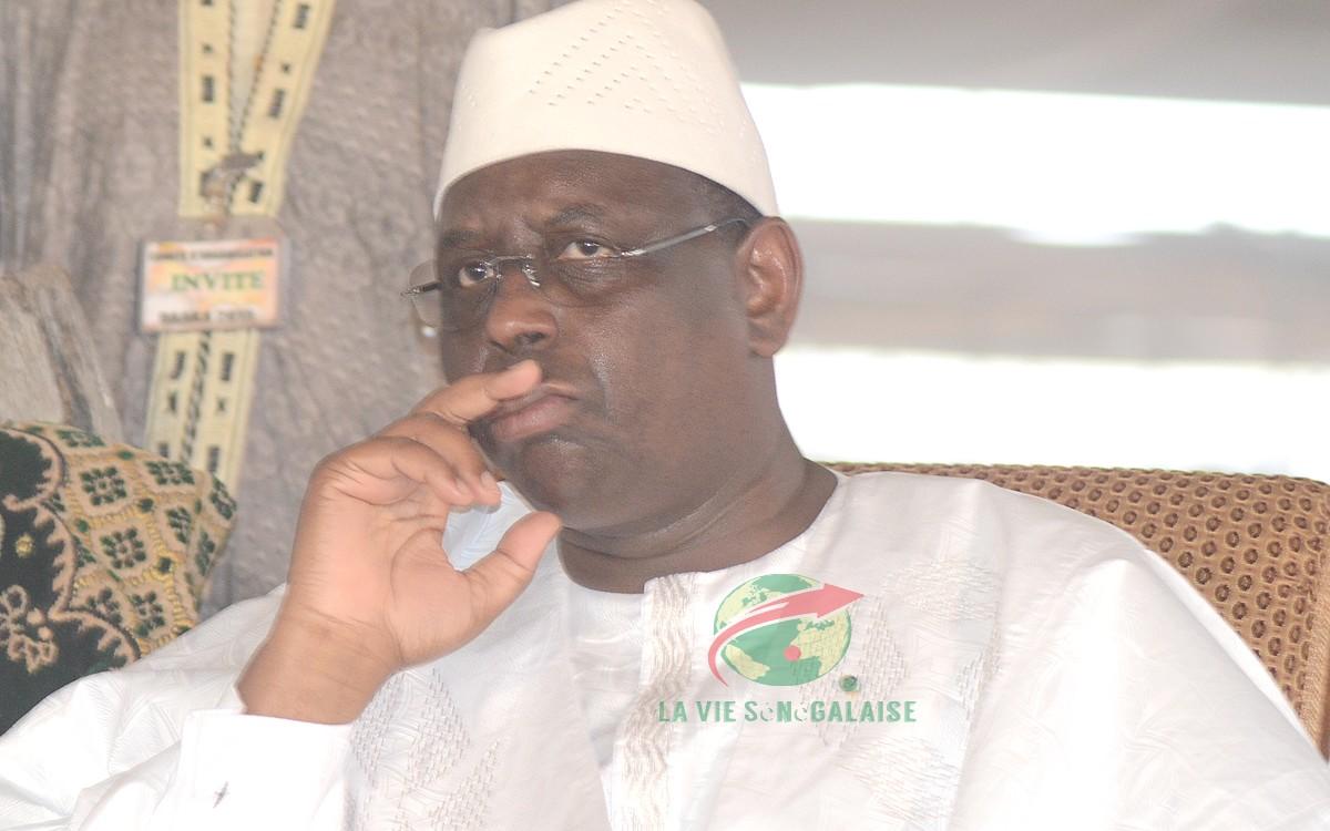 Macky Sall- Senegal