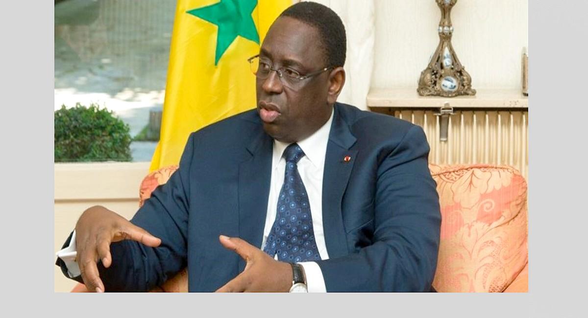 Macky Sall-la vie senegalaise