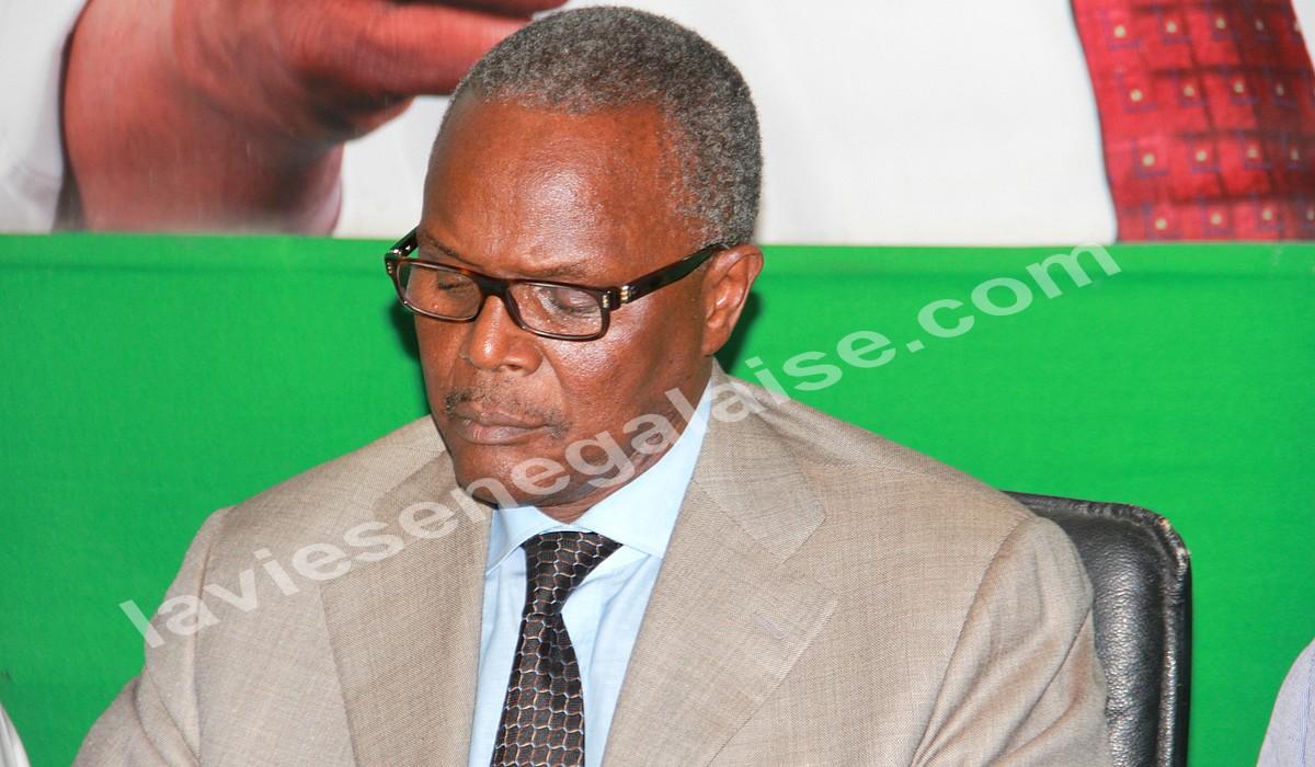 Ousmane Tanor Dieng-Parti Socialiste