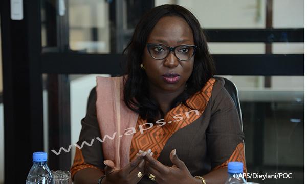 Viviane Laure Elisabeth Bampassy, ministre de la Fonction publique