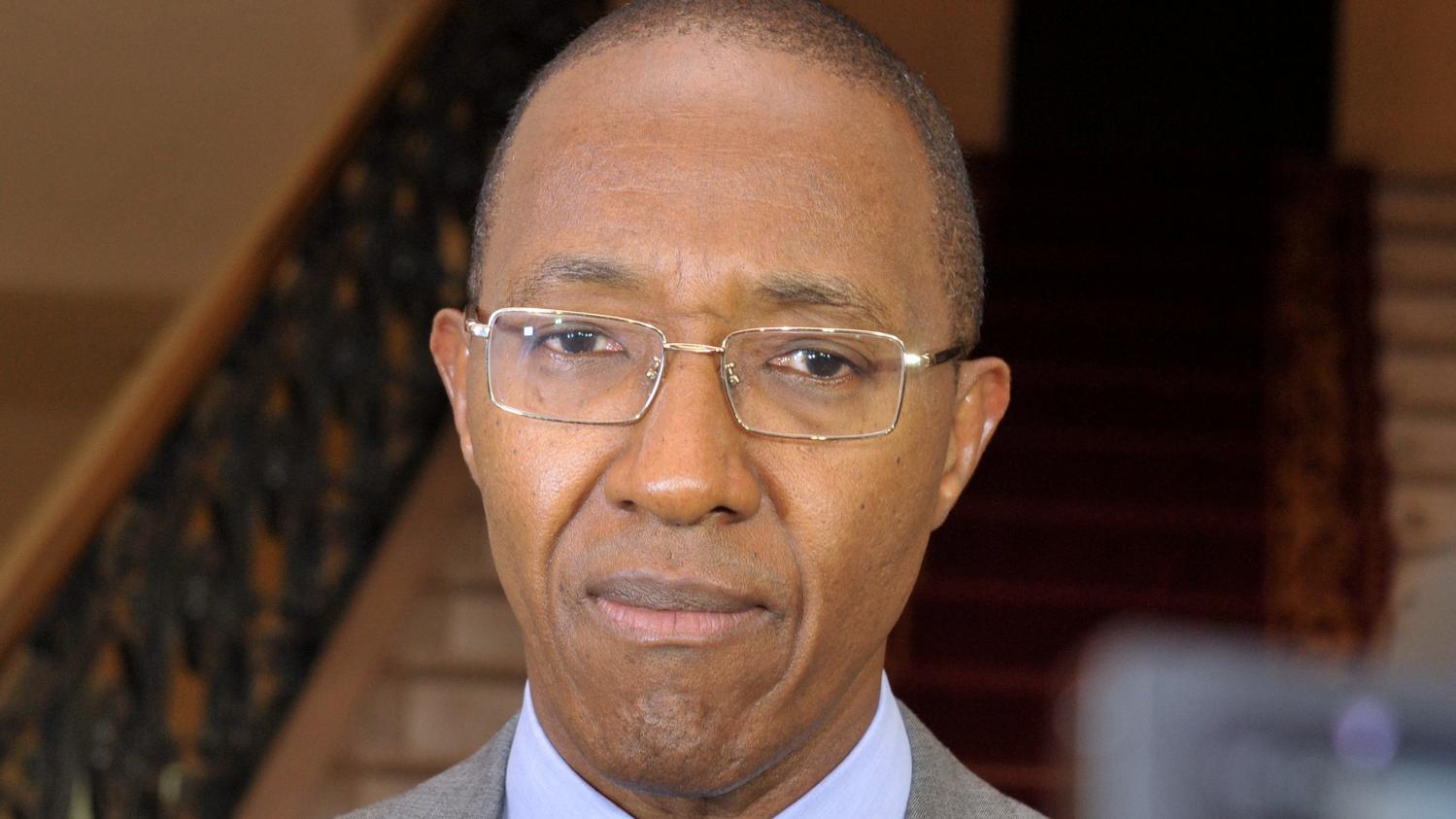 Abdoul Mbaye en 2019