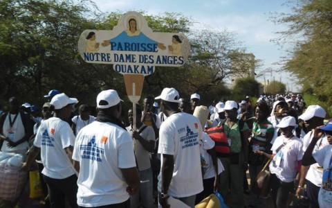 Des jeunes catholiques marcheront vers Poponguine