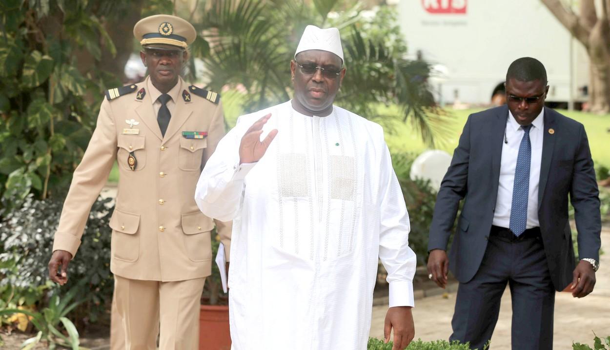 Discours Macky Sall-Dialogue National