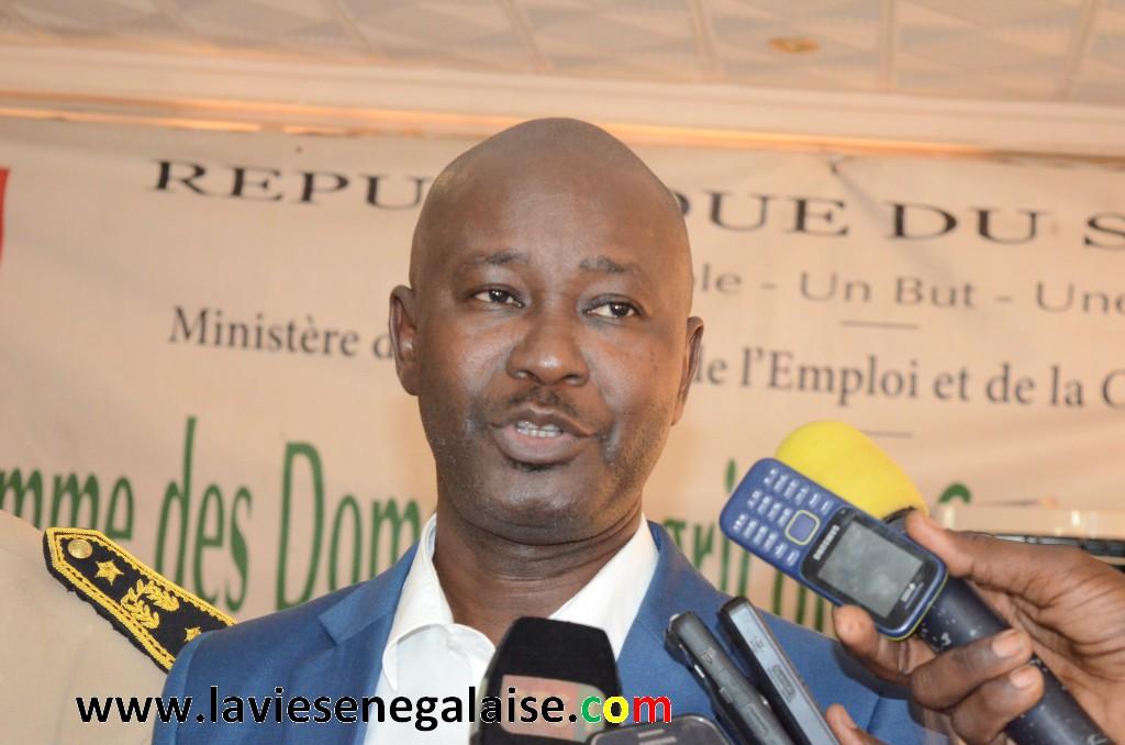 Mamina Daffé limogé et remplacé par Pape Malick Ndour