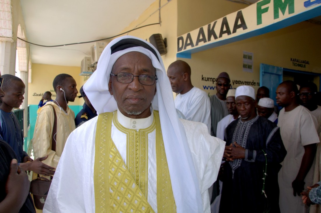 Thierno Abdoul Aziz Ba, frère du Khalife de Médina Gounass