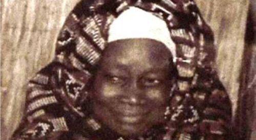 Le Mausolée de Sokhna Maimouna Mbacke Bintou Cheikhoul Khadim