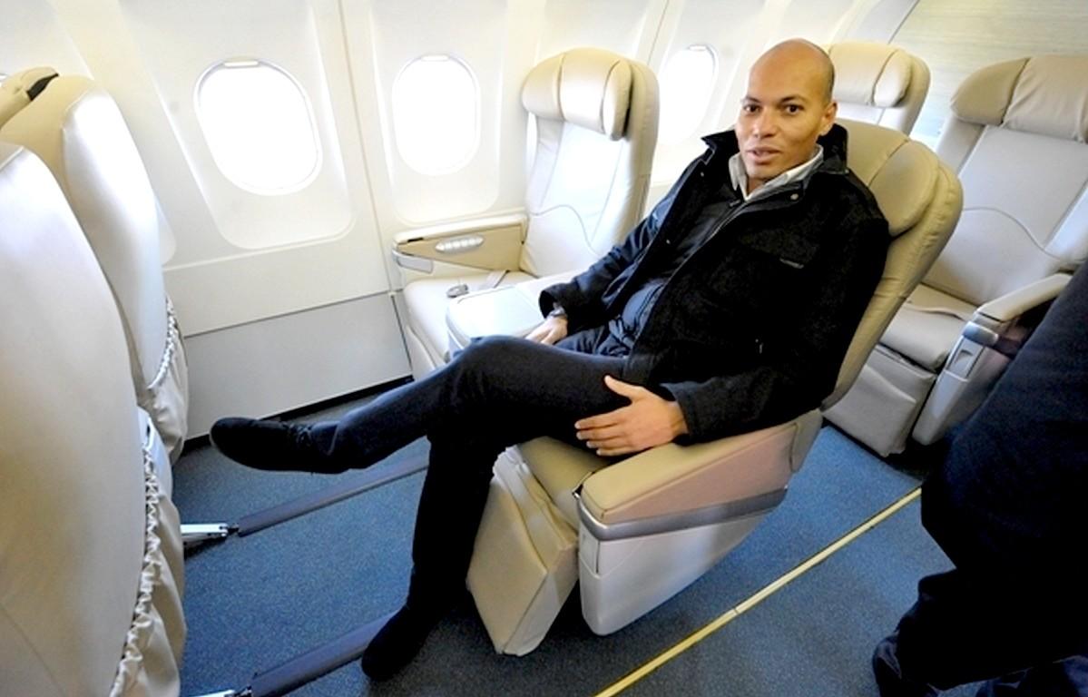 Karim Wade au Qatar
