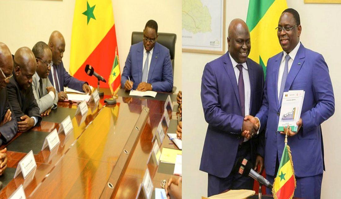 Macky Sall-Rapport Cour des Comptes