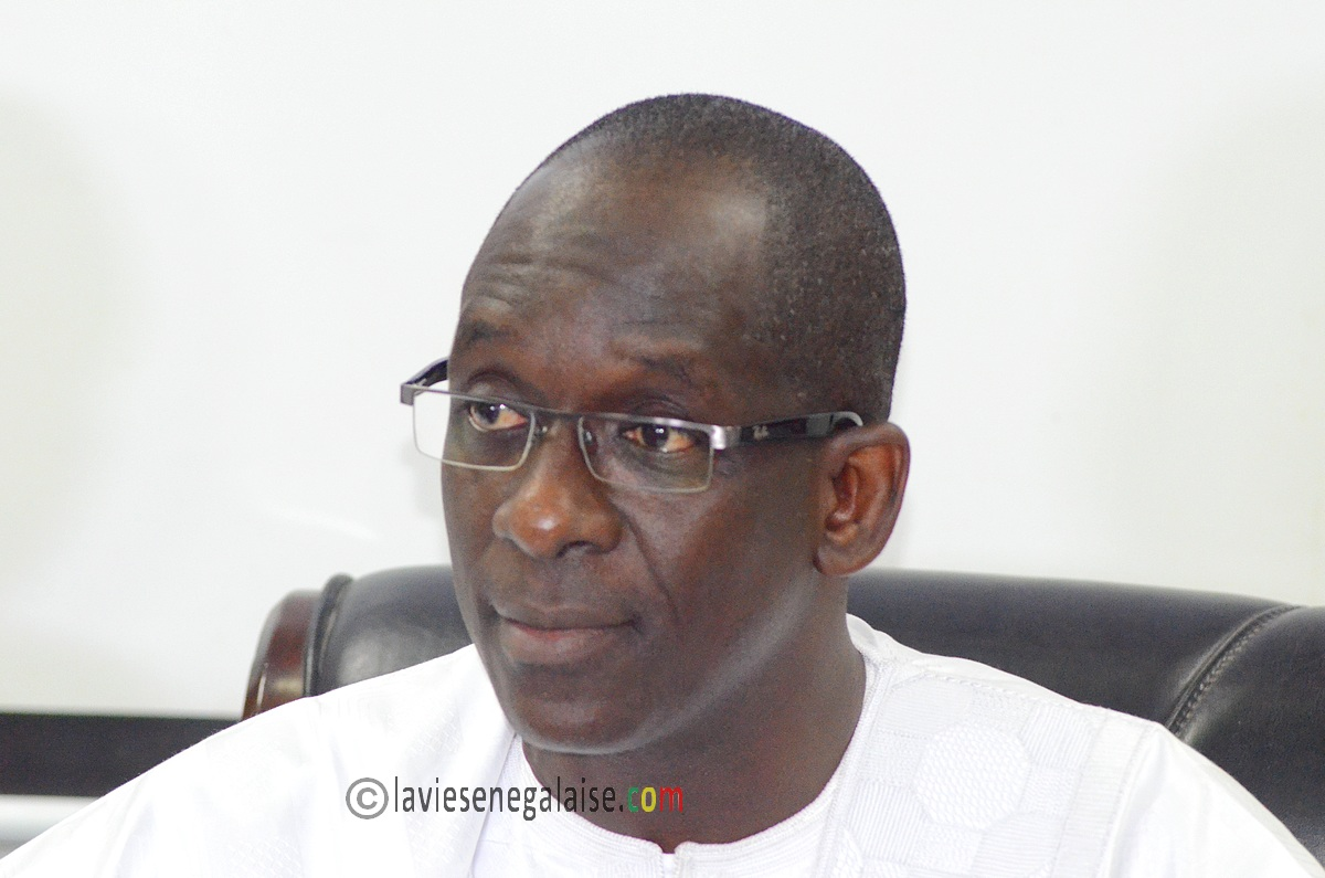 Ministre Abdoulaye Diouf Sarr