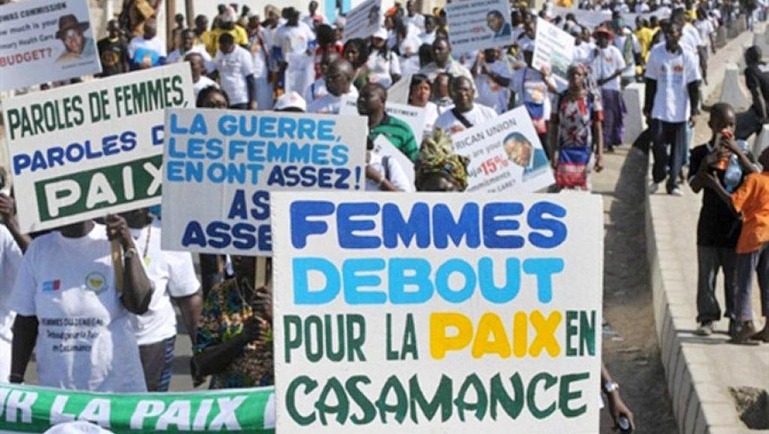 Paix en Casamance