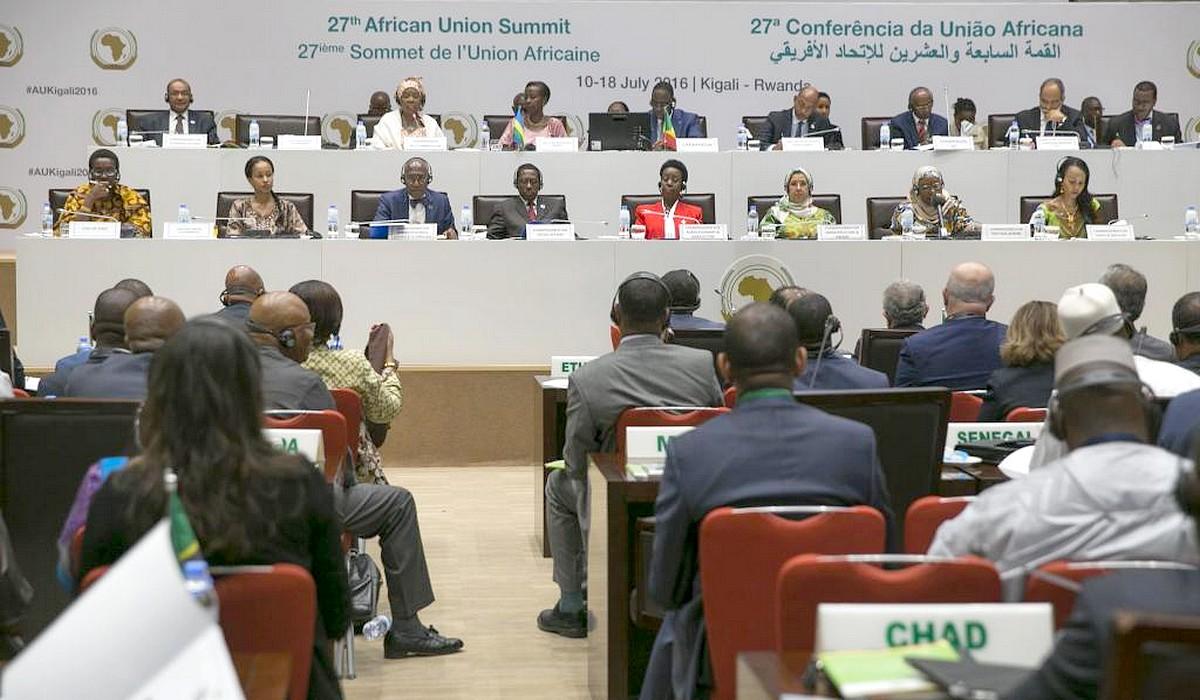 27e Sommet de L'Union Africaine