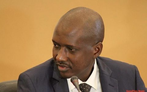 Ministre Yaya Abdoul Kane Telecom et Postes