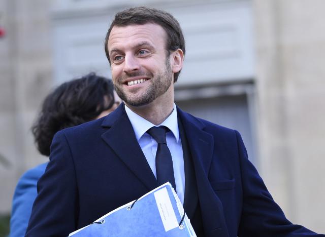 France d mission du ministre de l 39 conomie emmanuel for Ministre de france