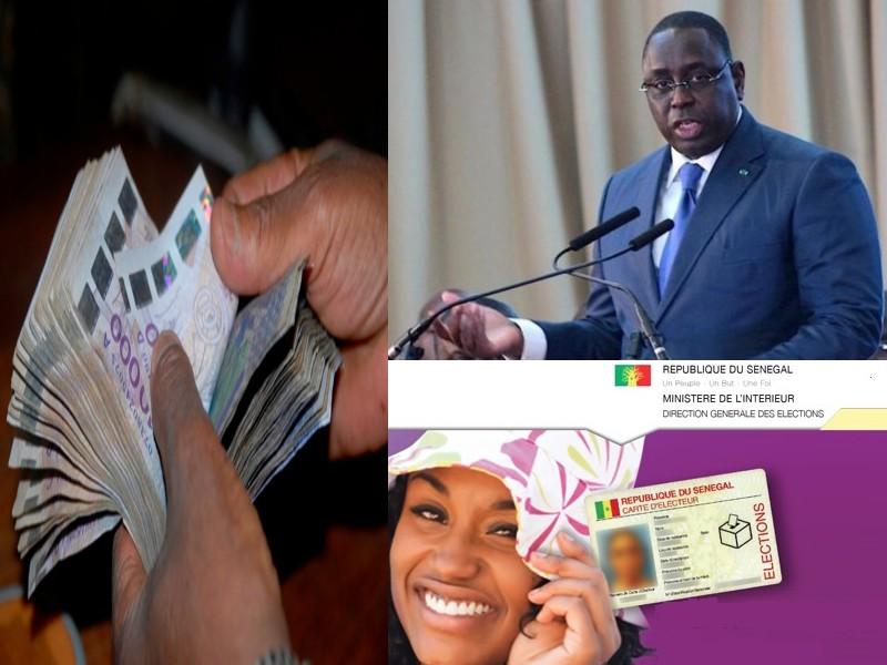 Macky Sall Casse sa tirelire 100 millions de fond de campagne pour le HCCT