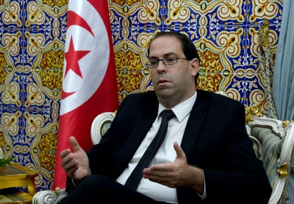 Youssef Chahed, Premier Ministre de la Tunisie