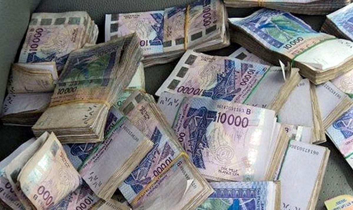 Argent Franc CFA