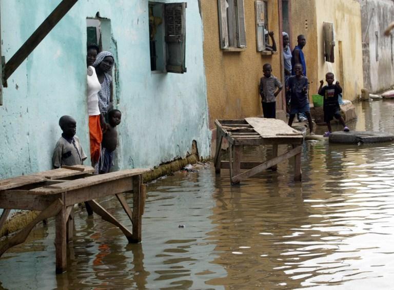 lutte contre les inondations