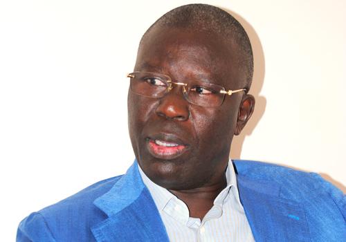 Babacar GAYE, C'est vous de l'opposition qui étouffez le peuple sénégalais