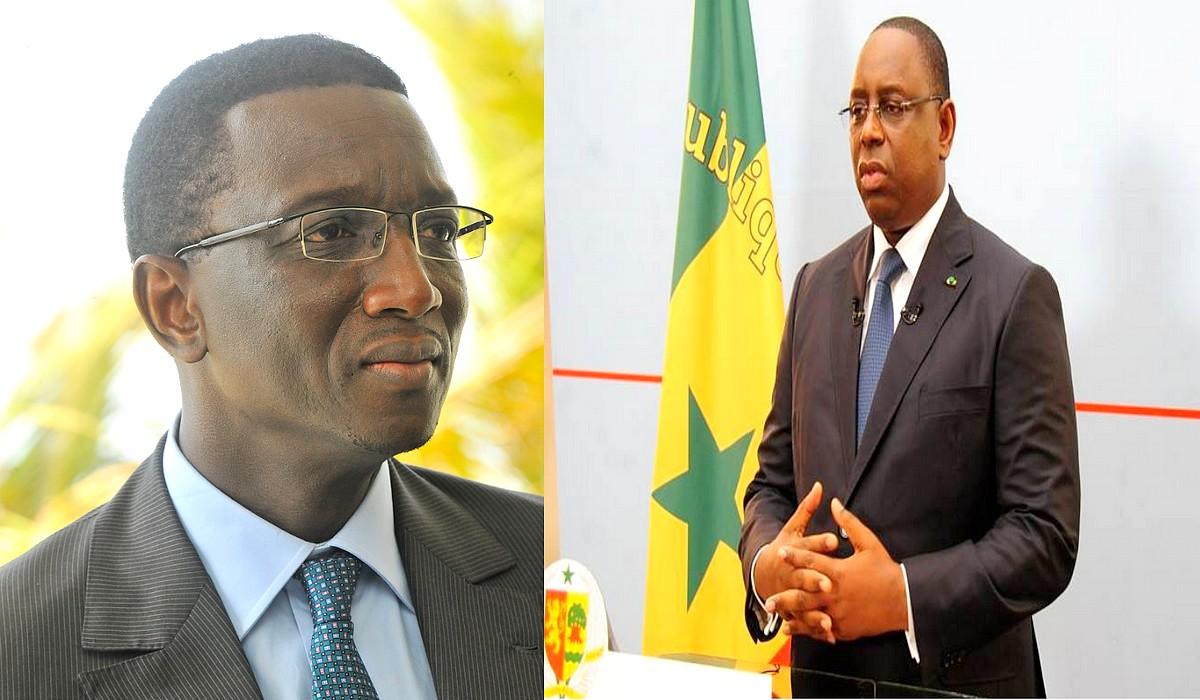 Macky Sall et Amadou Ba, Politique Apr Dakar
