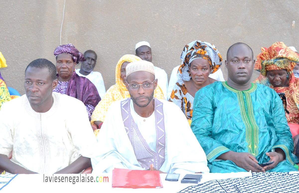 Mouhamadou Nouridine Ly, porte parole du collectif des vingt cinq conseillers