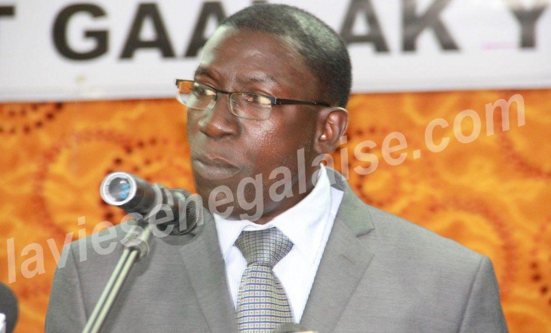 le Professeur Malick Ndiaye