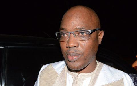 Amadou Kane Diallo, Haut Conseiller des Collectivités Territoriales