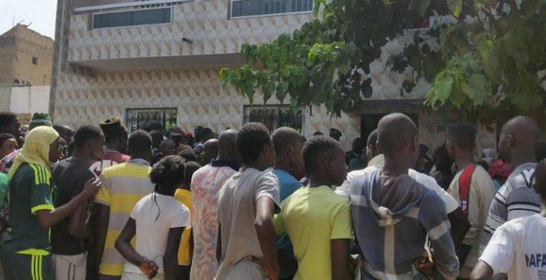 Meurtre de Fatoumata Matar Ndiaye