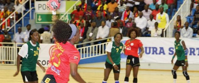 Le Sénégal face à l'Angola
