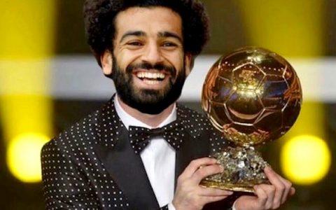 Mohamed Salah - Ballon d'or africain 2018