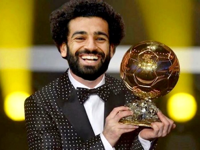 Mohamed Salah - Ballon d'or africain 2018