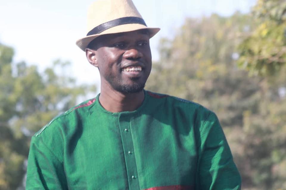 Ousmane Sonko en Casamance