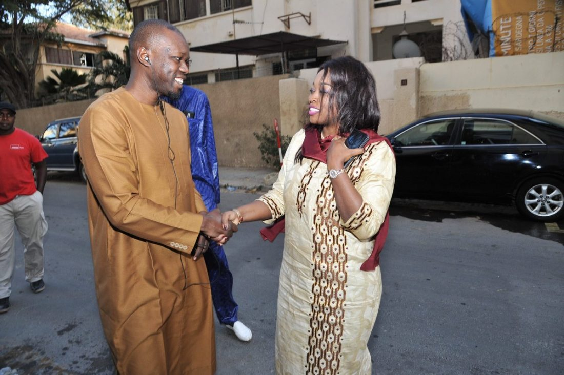 Ousmane Sonko rencontre Amy Sarr Fall de Intelligence Magazine