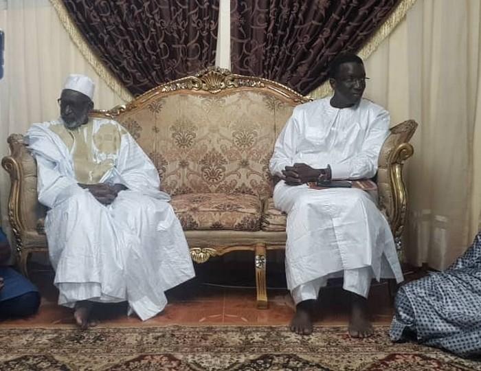 Amadou Ba et Thierno Madani Tall