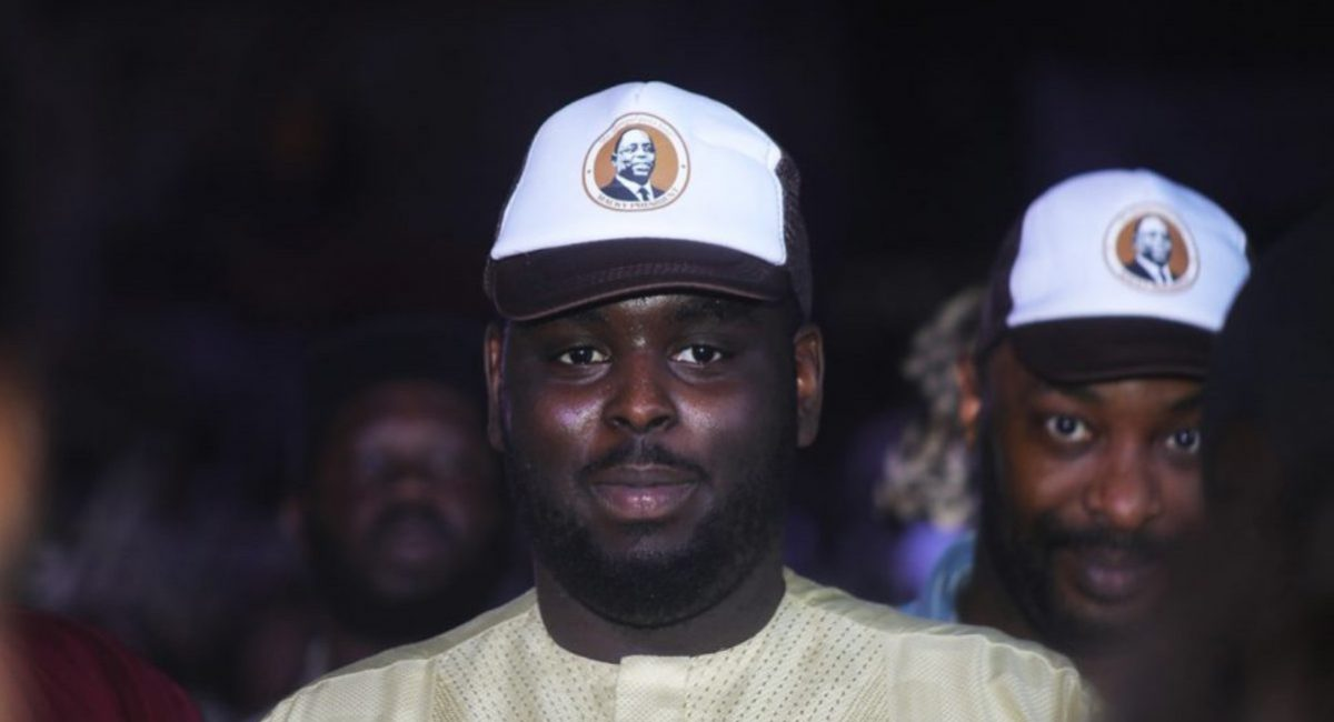 Amadou Sall, fils de Macky Sall