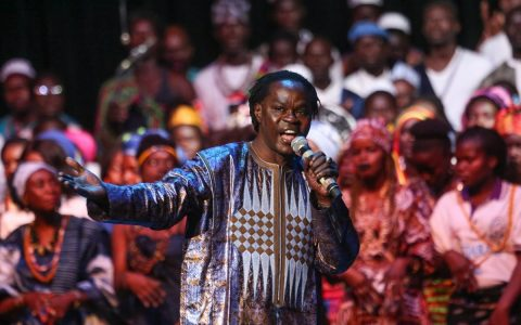 Baaba Maal - Grammy Awards