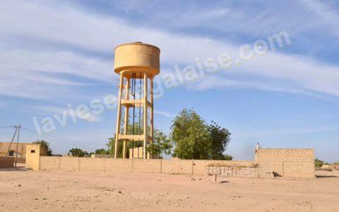 Forage Bokissaboudou en panne