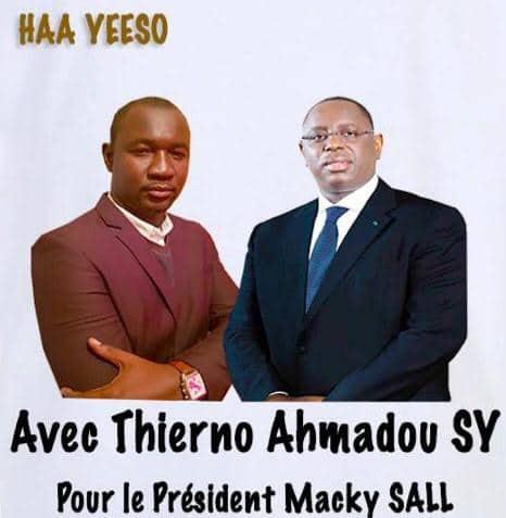 Thierno Ahmadou Sy - leader du mouvement HAA YEESO (4)
