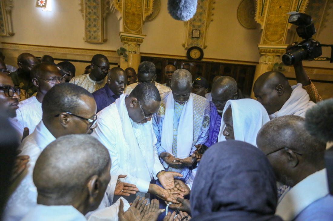 Touba prie pour un 2e mandat de Macky Sall